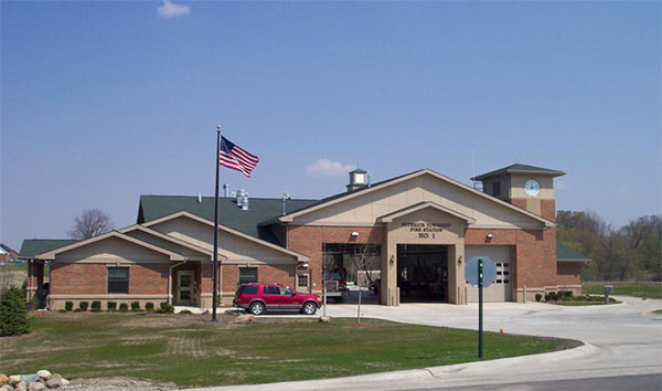 SUPERIOR TOWNSHIP FIRE STATION