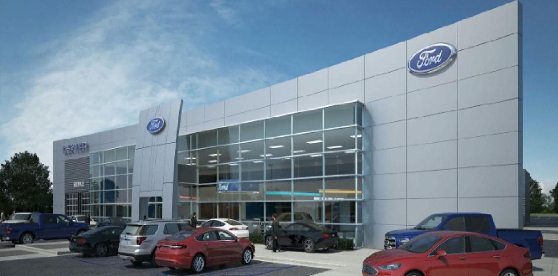 Ford Dealer