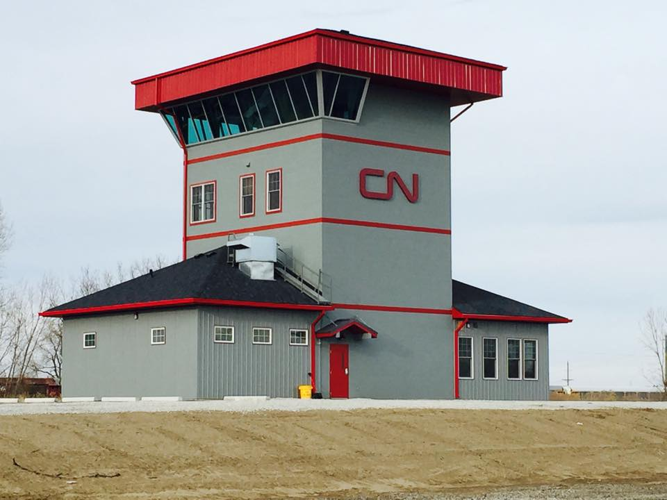 CN RAILROAD COMMUNICATIONS TOWER