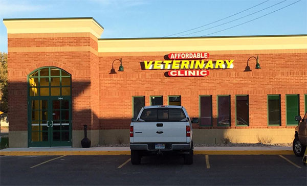 AFFORDABLE VET CLINIC
